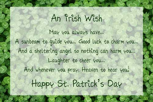 An Irish Wish