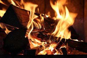 Healing Help - Fire