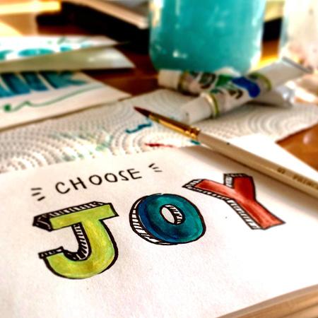 Affirmation of Joy